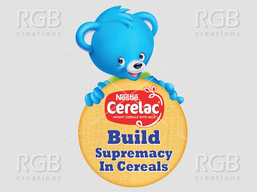 Cerelac Build Logo