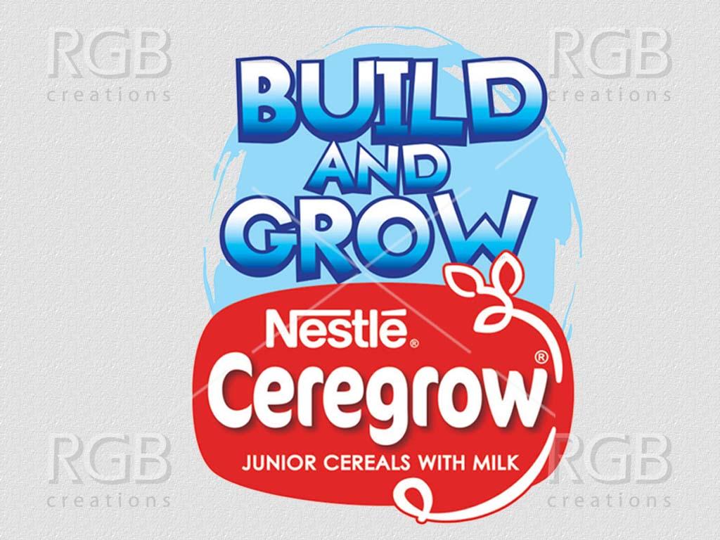 Ceregrow Build And Grow Logo