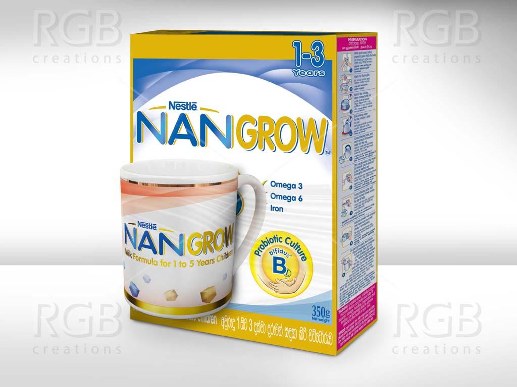 NANGROW 3 Promotion