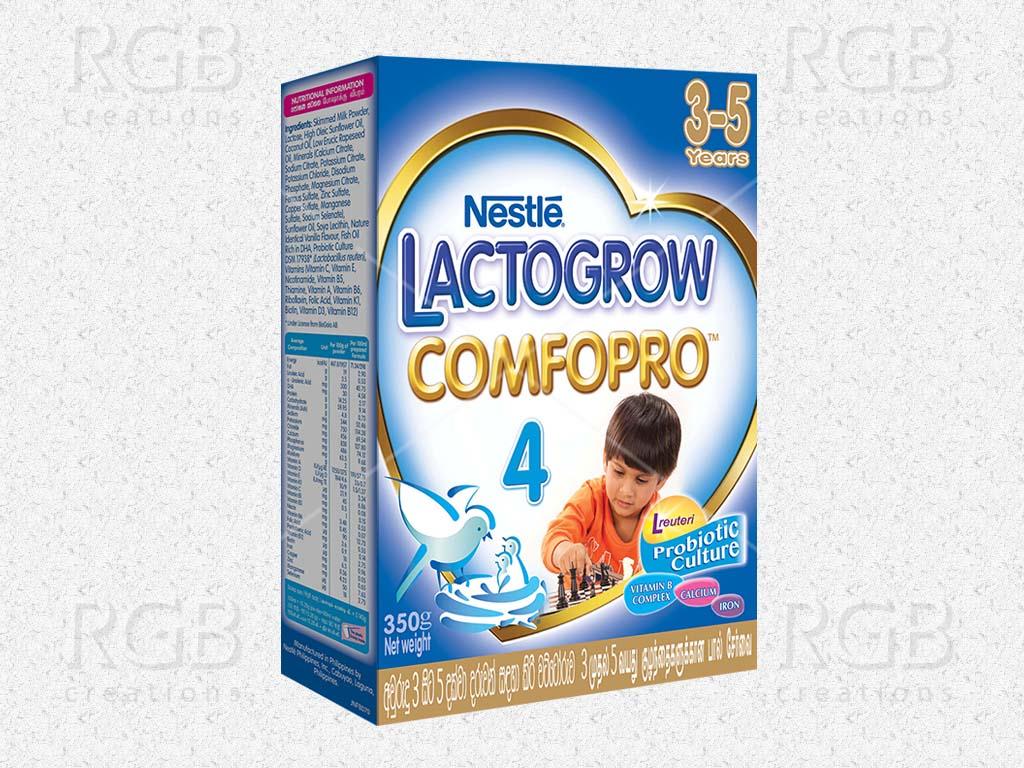 LACTOGROW COMFOPRO 4