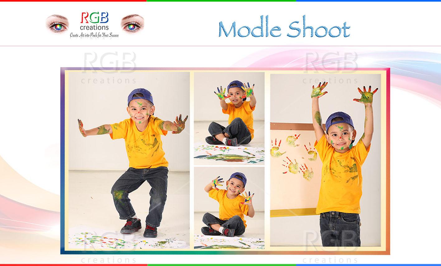 Nangrow Model Shoot