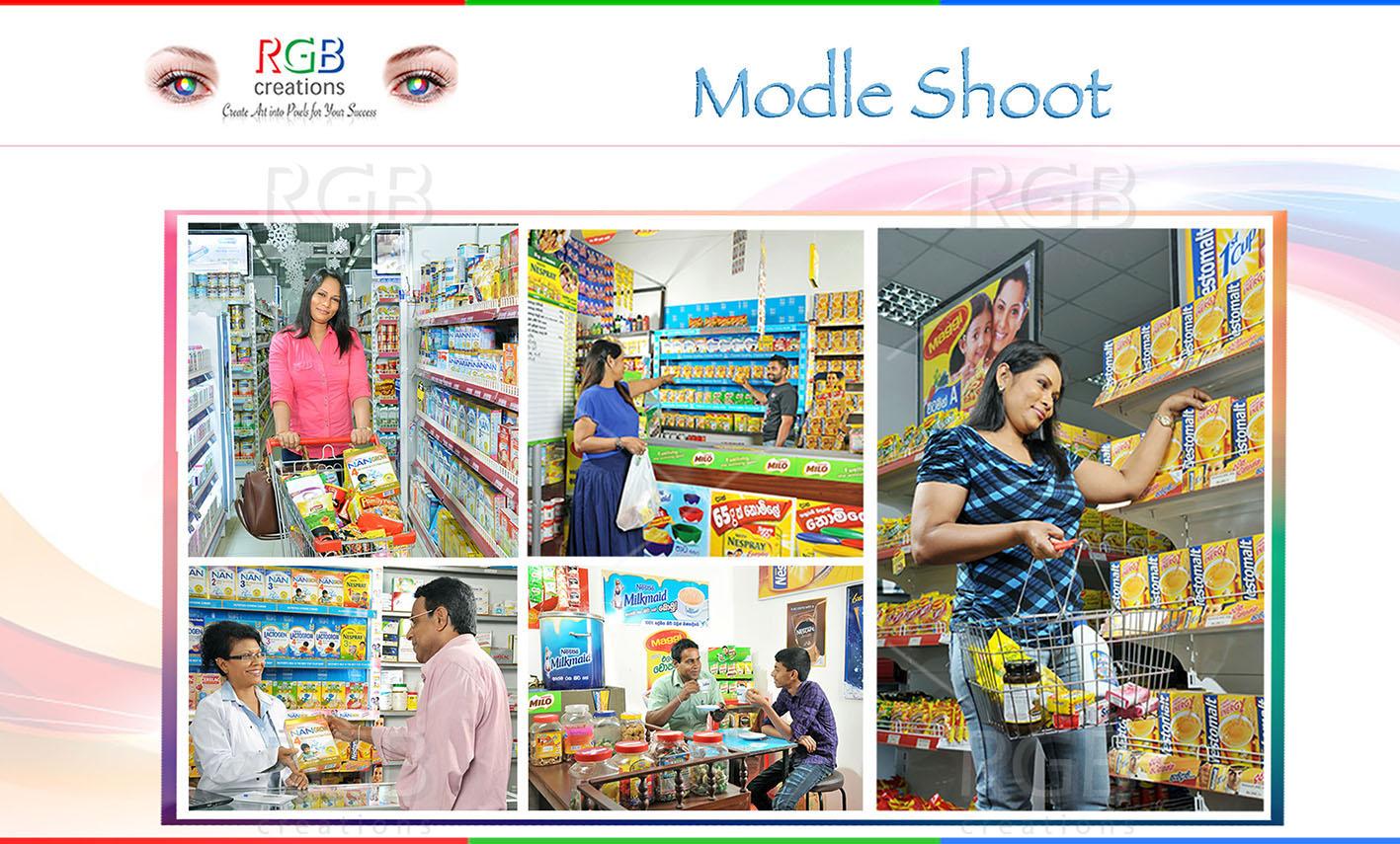 Modle Shoot