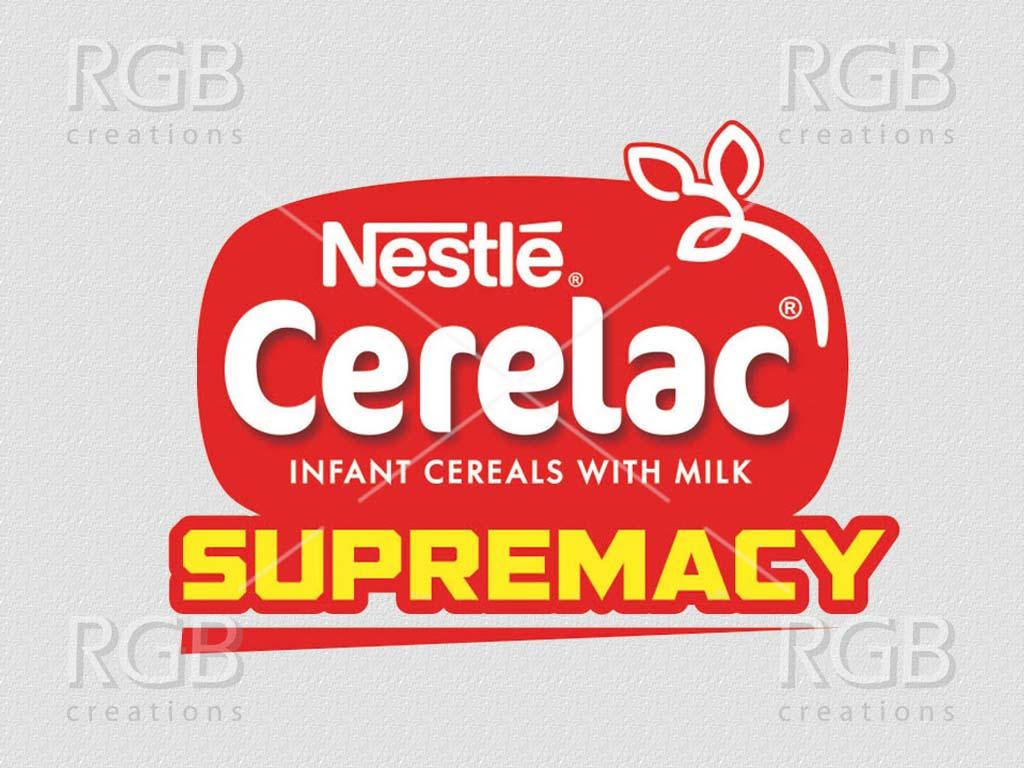 Cerelac Supremacy Logo